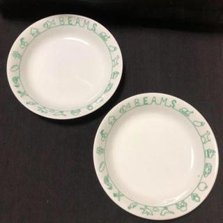 ビームス(BEAMS)のBEAMS 大皿2枚セット(食器)