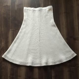 シャネル(CHANEL)のシャネルフレアスカート(ひざ丈スカート)