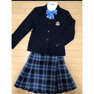 ポンポネット(pom ponette)のポンポネット pom ponette スーツ フォーマル 卒業式 入学式 美品(ドレス/フォーマル)