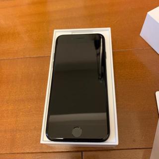 Apple - SIM フリー iphone7 256GB BLACK