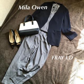 Mila Owen - 美品 ミラオーウェン フレイアイディー  セットアップ