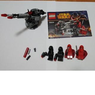レゴ(Lego)の75034 レゴ スターウォーズ デススター・トルーパー(SF/ファンタジー/ホラー)