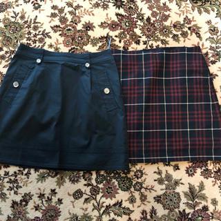 BURBERRY BLUE LABEL - バーバリーブルーレーベル スカートセット