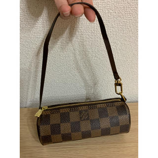 LOUIS VUITTON - 送料込 LOUIS VUITTOルイヴィトン アクセサリー ポーチ ダミエ