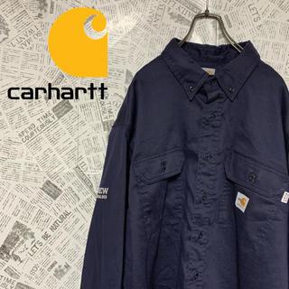 カーハート(carhartt)のCarhartt カーハート FRライン BDワークシャツ ビッグサイズ 2XL(シャツ)