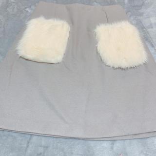 アラマンダ(allamanda)の台形スカート allamanda(ミニスカート)