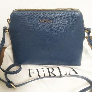 Furla - フルラ FURLA ショルダーバッグ ブルー
