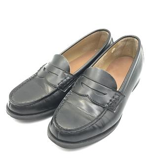 ハルタ(HARUTA)のHARUTA ハルタ レディース ローファー ARVIN 23EE 黒 定番(ローファー/革靴)