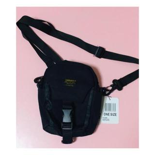carhartt - 19SS military bag ショルダーバッグ 男女兼用大人気商品