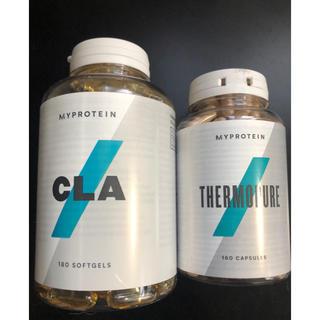 マイプロテイン(MYPROTEIN)のマイプロテイン 【CLA・サーモピュア・180錠】減量サポートセット(ダイエット食品)