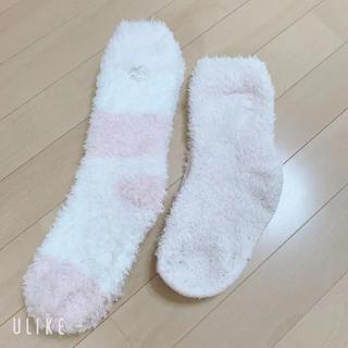 ジェラートピケ(gelato pique)のジェラートピケ♡ジェラピケ♡靴下♡ルームソックス(靴下/タイツ)