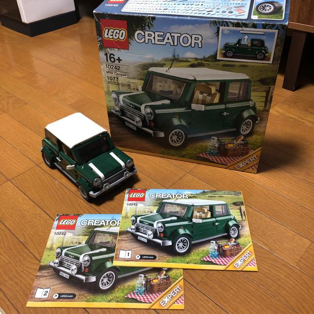 Lego(レゴ)の[値下げ]LEGO CREATOR 10242 キッズ/ベビー/マタニティのおもちゃ(知育玩具)の商品写真