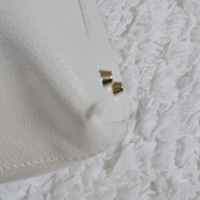 Furla(フルラ)のフルラ ハンドバッグ パイパーSホワイト ショルダー レディースのバッグ(ハンドバッグ)の商品写真