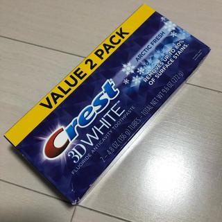 クレスト(Crest)のクレスト歯磨き粉 2本セット 大容量 ホワイトニング(歯磨き粉)