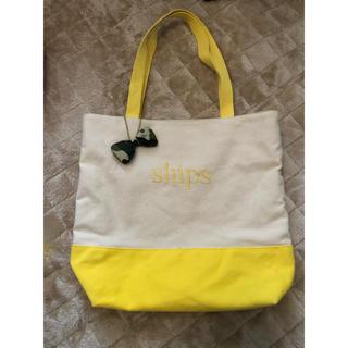 SHIPS - トートバッグ キャンバス