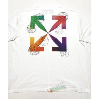 OFF-WHITE - 新品 SS20 OFF-WHITE Futura2000 アロー Tシャツ