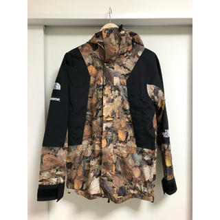 Supreme - supreme north face mountain light jacket