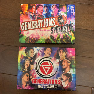 GENERATIONS - GENERATIONS DVD セット