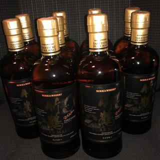 ニッカウイスキー(ニッカウヰスキー)の竹鶴 ピュアモルト 700ml 10本(ウイスキー)