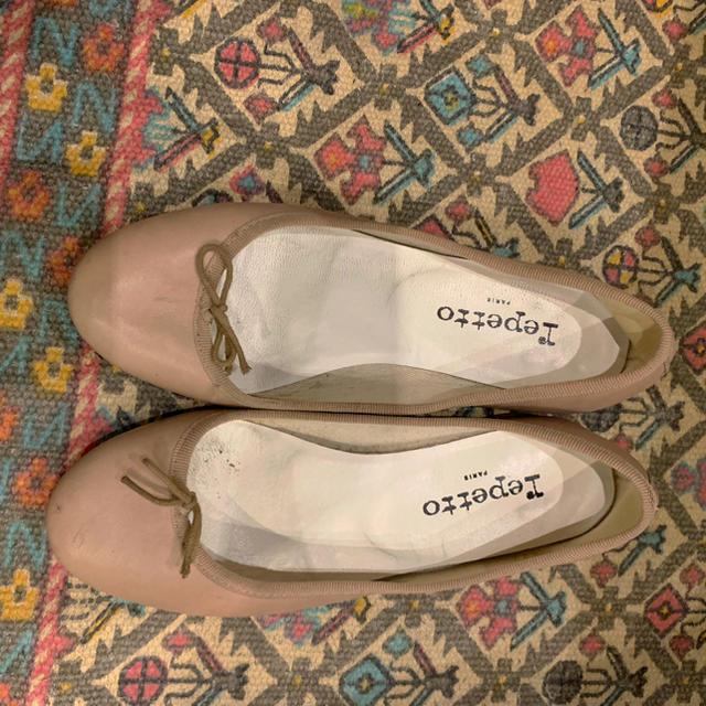 repetto(レペット)のレペット repetto 37 レディースの靴/シューズ(バレエシューズ)の商品写真