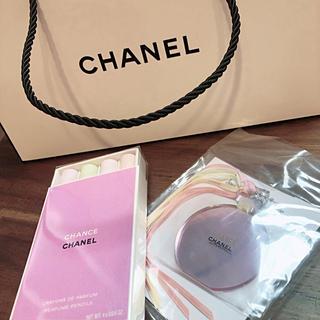 CHANEL - ノベルティ付 CHANEL CHANCE チャンス 香水 クレヨン 4本セット