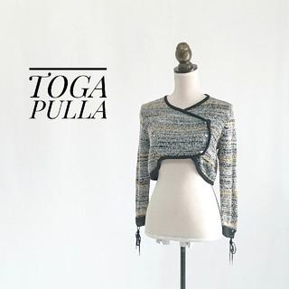 トーガ(TOGA)のTOGA PULLA トーガプルラ カーディガン  レディース(カーディガン)
