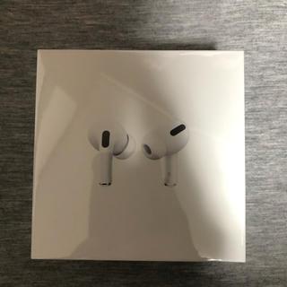 アップル(Apple)のAirPods Pro MWP22J/A(ヘッドフォン/イヤフォン)