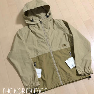 THE NORTH FACE - THE NORTH FACE 新品 コンパクトジャケット ケルプタン