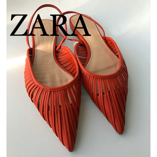 ZARA - ZARA ザラ サンダル