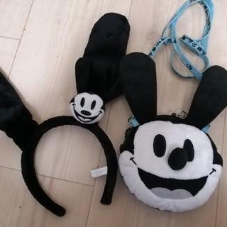 Disney - オズワルド カチューシャ パスケース