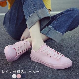 レインシューズ スニーカー(レインブーツ/長靴)