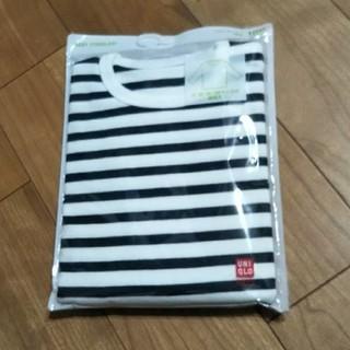 UNIQLO - ユニクロ クルーネックTシャツ長袖(サイズ100)