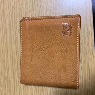 イルビゾンテ(IL BISONTE)のイルビゾンテ財布(折り財布)