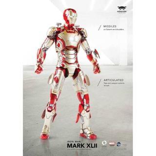 Comicave MK42 アイアンマン マーク42 1/12 スケール 75%