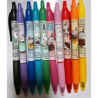 ムーミン カラーボールペン(ペン/マーカー)