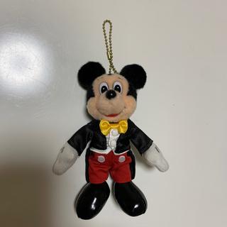 Disney - ミッキー 35周年 ぬいぐるみバッジ