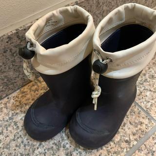 ムジルシリョウヒン(MUJI (無印良品))の無印良品 長靴 レインブーツ キッズ(長靴/レインシューズ)