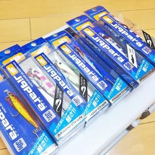 メジャークラフト(Major Craft)のミクロン様専用✩ジグパラショート 通常カラー 21本セット(ルアー用品)