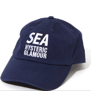 HYSTERIC GLAMOUR - wind and sea