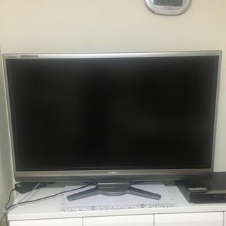 SHARP - シャープ(SHARP) 46V型 液晶 テレビ フルハイビジョン