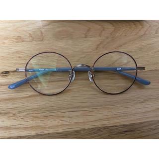 ゾフ(Zoff)のzoff 伊達眼鏡(サングラス/メガネ)