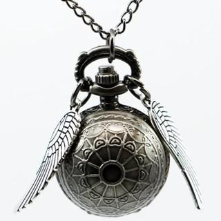 ♥️新品♥️キュート 天使の卵 懐中時計 ブロンズ ペンダント チャーム(その他)