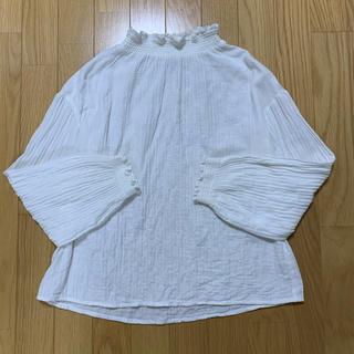 SM2 - sm2 ♡スタンド襟ブラウス キナリ