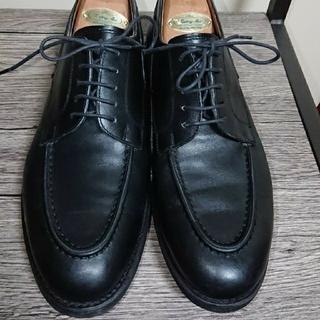リーガル(REGAL)のトレーディングポスト 革靴 ブラック Uチップ(ドレス/ビジネス)