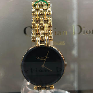 Christian Dior - 腕時計 レディース クリスチャンディオール