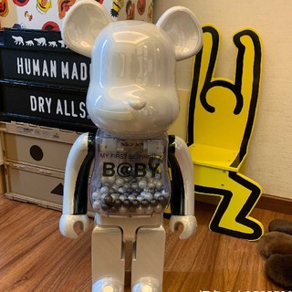 MEDICOM TOY - MY FIRST BE@RBRICK B@BY ベアブリック 千秋 1000%