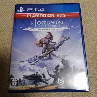 PlayStation4 - ホライゾンゼロドーン