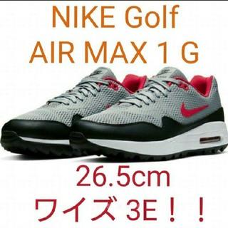 NIKE - ☆ 大人気モデル!! ナイキ ゴルフシューズ エア マックス 1 G ☆