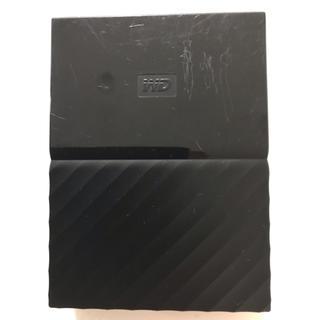 My Passport 2TB WD HDD ポータブル ハードディスク
