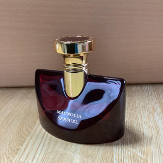 BVLGARI - 美品  ブルガリ スプレンディダ マグノリア センシュアル 50ml 香水